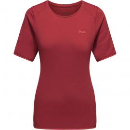 Pyua Damen Mellow T-Shirt (Größe S, Rot) | T-Shirts Funktion > Damen