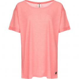 Super.Natural Damen Chill Out T-Shirt (Größe XS, Pink) | T-Shirts Merino > Damen