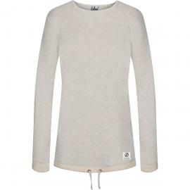 Bleed Damen Natural Pullover (Größe XL, Weiß) | Pullover > Damen
