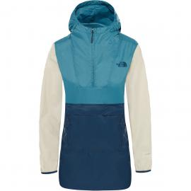The North Face Damen Fanorak Jacke (Größe XS, Blau) | Freizeitjacken & Parkas > Damen