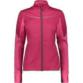 CMP Damen Light Softshell Jacke (Größe S, Pink) | Softshelljacken > Damen