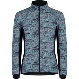 Montura Damen Sound Thermic Jacke (Größe M, Blau) | Fleecejacken > Damen