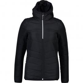 Mons Royale Damen Rowley Insulation Hood Jacke (Größe S, Schwarz) | Isolationsjacken > Damen