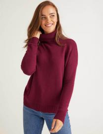 Cora Pullover Purple Damen Boden, Purple