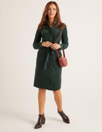 Evelyn Kleid Green Damen Boden, Green