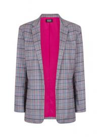 *Girls On Film Grey Blazer - Dorothy Perkins