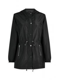 Black Showerproof Jacket - Dorothy Perkins