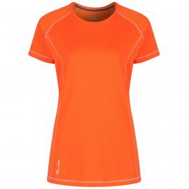 Regatta T-Shirt Great Outdoors Damen Virda Kurzarm Base Layer