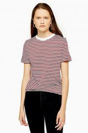 **Perfect T-Shirt von Selected Femme - Rot - Topshop