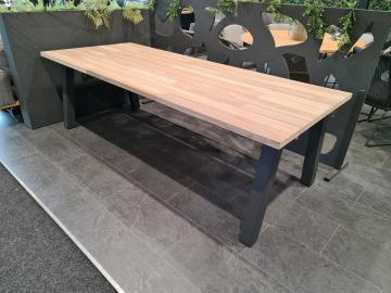 Showmodel | Taste by 4SO Derby tuintafel 240x100 cm - teak - Tuinmeubelen