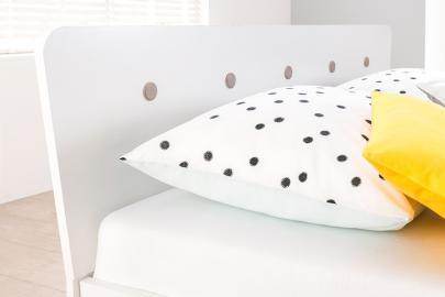 Bed Filljet Met Lattenbodems En Easy Pocket Matras