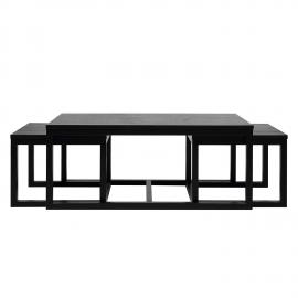 Tables basses Dospat (lot de 3)