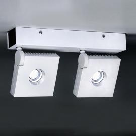 Applique orientable à 2 lampes LED Bridge