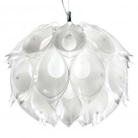 Merveilleuse suspension Flora M, blanc