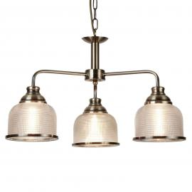 Suspension Bistro II, de forme classique antique