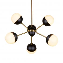 Suspension Orbit, à 6 lampes