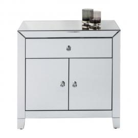 Karedesign Commode Luxury 2 portes 1 tiroir Kare Design