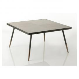 HELLIN Grande Table basse carré Hoffman