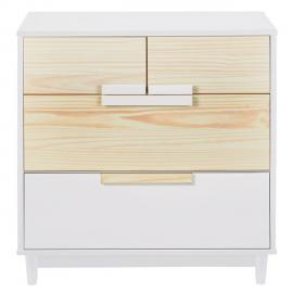 Altobuy Sloja - Commode 4 Tiroirs