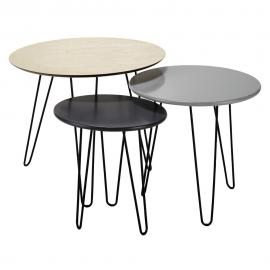 Tables gigognes Graphik