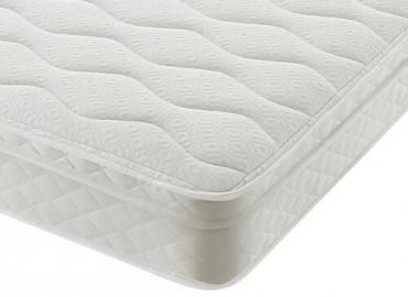 "Silentnight Allure Limited Edition Miracoil Cushion Top Mattress - Single (3' x 6'3"")"