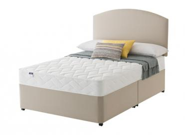 Silentnight Double Sided Miracoil Divan Set -
