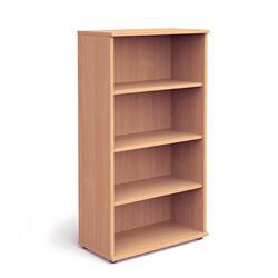 Impulse 1600 Bookcase Beech - I000051