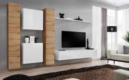 Shift 6 - modern entertainment center
