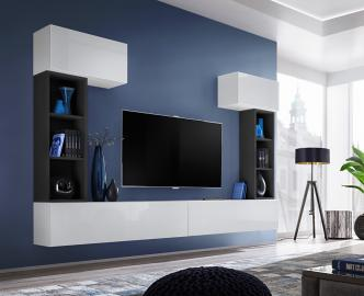 Boise II - modern entertainment center