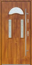 Fargo 34A - single front door
