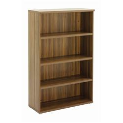 Intonation Tall Bookcase - Dark Walnut - TR1640DW