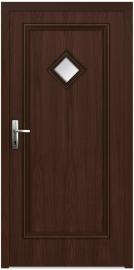 Gabcal - classic wooden back door