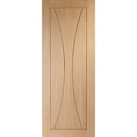 XL Joinery Verona Oak Patterned Internal Fire Door - 1981mm x 762mm
