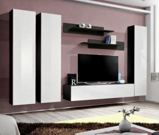 Idea d4 - media wall unit