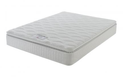Layezee 800 Pocket Pillow Top Mattress, Single