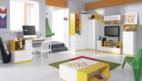 Mobi D - kids bedroom furniture