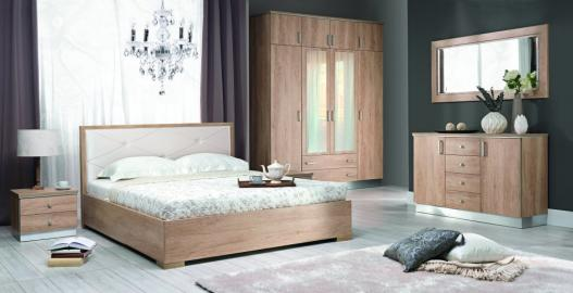 Nebraska - bedroom furniture set