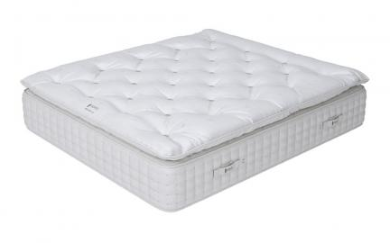 Novo Natural 3000 Pocket Pillow Top Mattress, Single