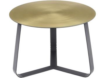 Orich Brass Disc Coffee Table - Small