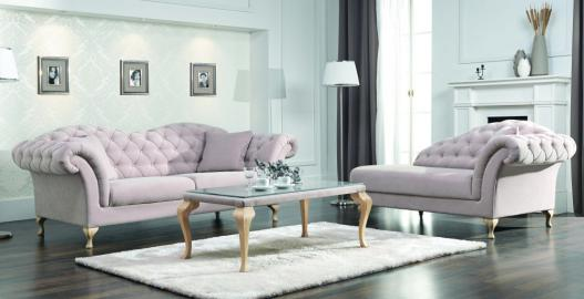 Paris - 2 seater sofa modern sofa