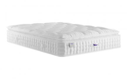 Relyon Luxury Silk 2850 Pocket Pillow Top Mattress, Single