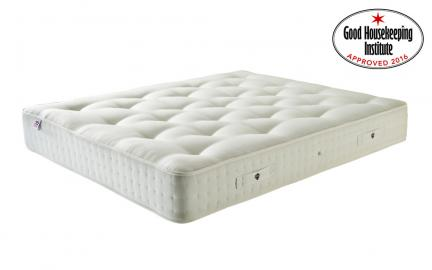 Rest Assured Boxgrove 1400 Pocket Natural Mattress, Single