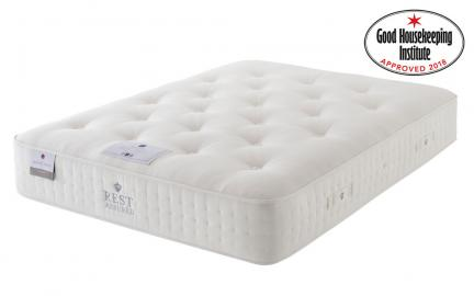 Rest Assured British Wool 2000 Pocket Firmer Mattress, Single