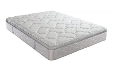 Sealy Posturepedic Pearl Luxury Pillow Top Mattress, Single