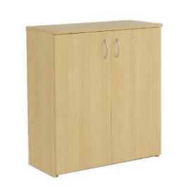 Serrion Warm Maple Cupboard W740xD340xH800mm KF838540