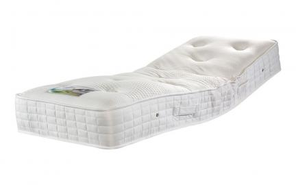 Sleepeezee Latex 1000 Pocket Adjustable Mattress, Adjustable Small Single