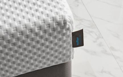 Studio by Silentnight Softer Mattress, Superking