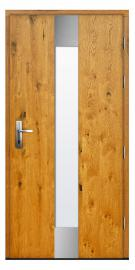 Zawcal - external hardwood door