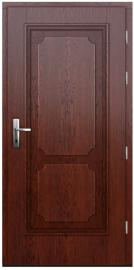 Zelcal - solid wood front door