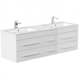 Emotion - Mobile bagno Roma XL bianco lucido
